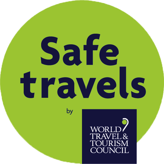 WTTC SafeTravels Stamp international